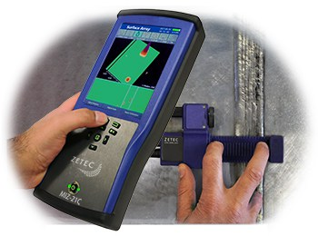 Mobile Eddy Current Array Solution